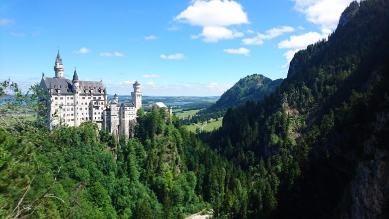 新天鵝堡 (Schloss Neuschwanstein)