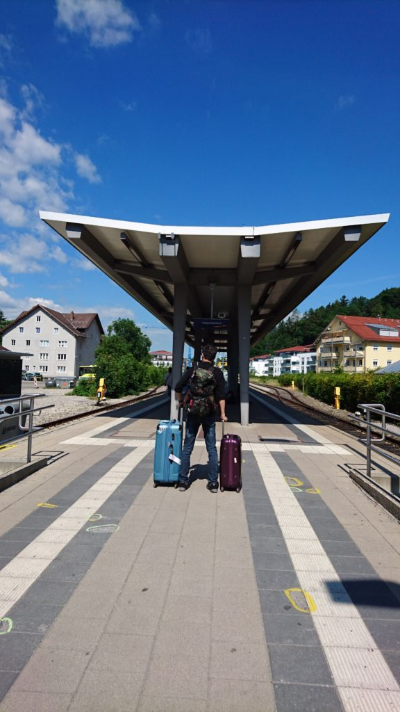 Fussen車站