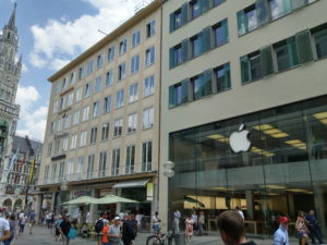 Munich Apple Store