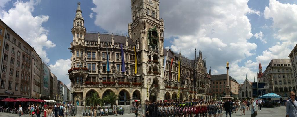 慕尼黑新市政廳 (Neues Rathaus)